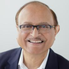 Mohan Nair, Senior Vice President and Chief Innovation Officer