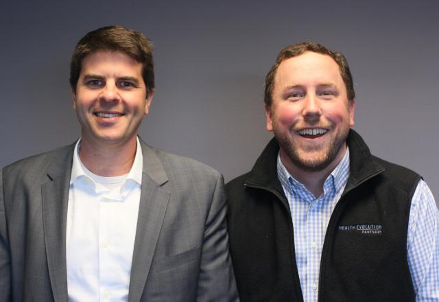 Rob Coppedge Echo Health Ventures Ben Albert Upfront Healthcare
