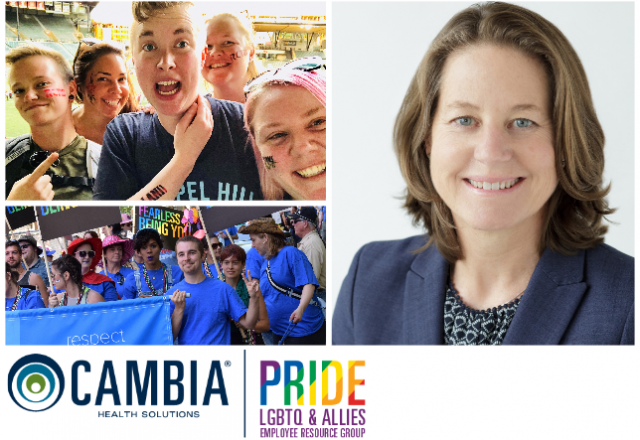 Julie Lindberg Cambia Health Solutions Corporate Equality Index 2020 LGBTQ