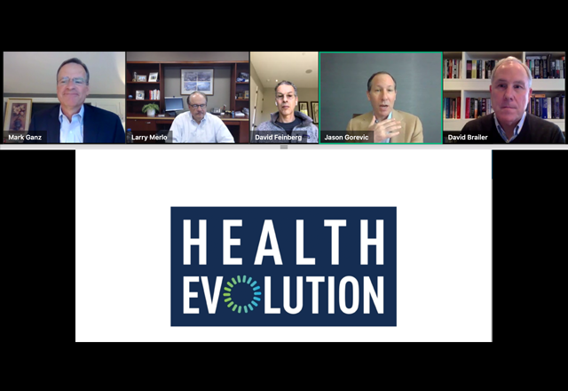 Health Care Leaders Collaborate Virtually at Health Evolution Summit MArk Ganz Cambia Health Solutuions