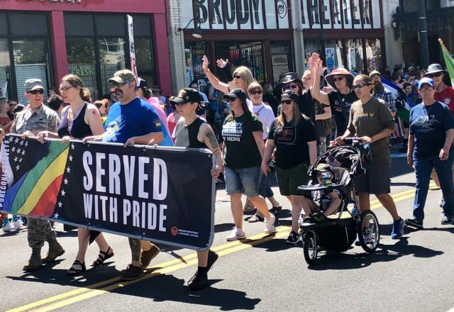 Nathaniel Boehme Cambia Pride and Military Employee Resource Groups Oregon Veterans