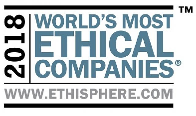 2018 World's Most Ethical Companies