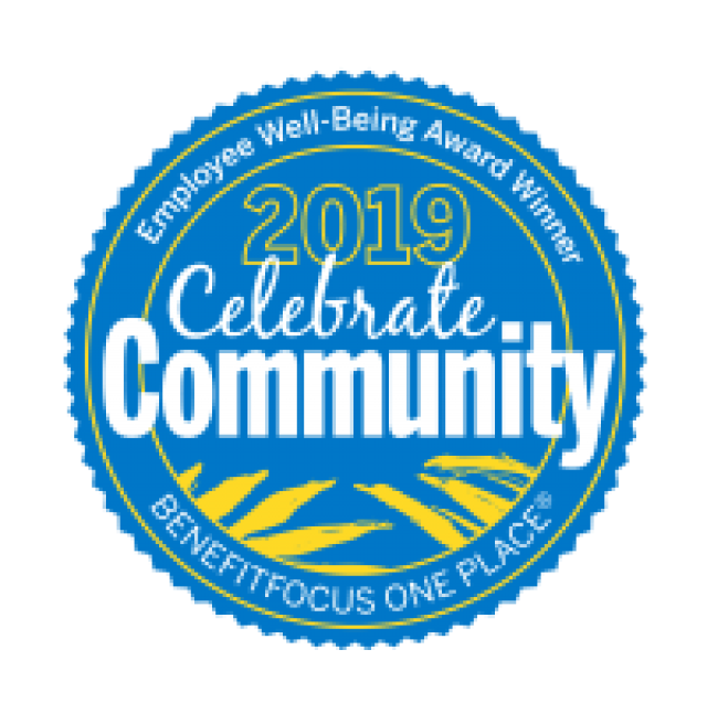 2019 Employee Well-Being Award
