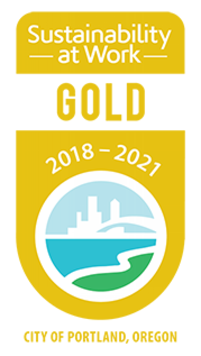 Gold 2018 Sustainability at Work