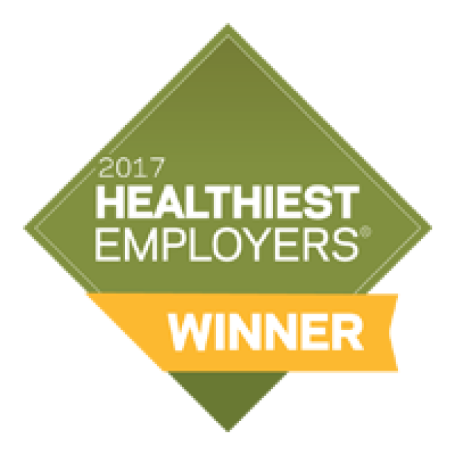 2017 Healthiest Employers Winner
