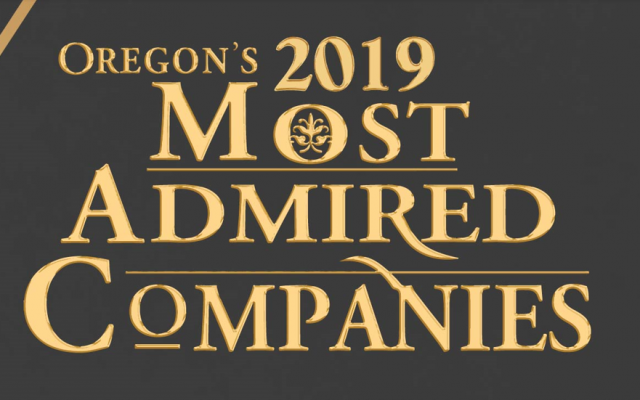 Cambia Most Admired Company 2019