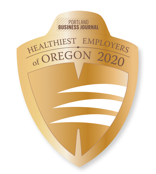 Healthiest Employers of Oregon 2020