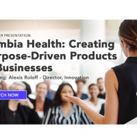VIDEO BLOG: Cambia's Director of Innovation Alexis Rolloff Presents on Our Commitment to Health Care Innovation
