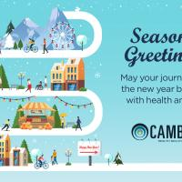 Cambia Health Solutions Happy Holidays 2019