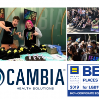 Cambia Achieves Perfect Score on Workplace Equality Index for 2019